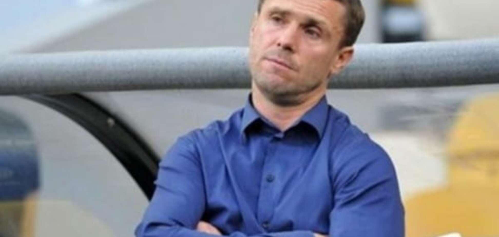 'Пришлось лепить': легенда сборной Украины объяснил, почему увольнение Реброва не поможет 'Динамо'