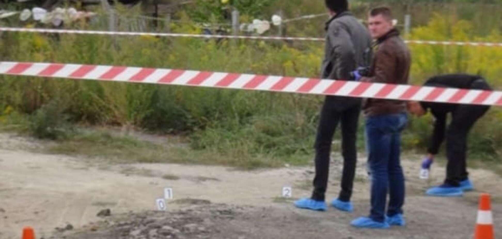 Перші зачіпки: поліція виявила авто вбивць відомого бізнесмена на Київщині