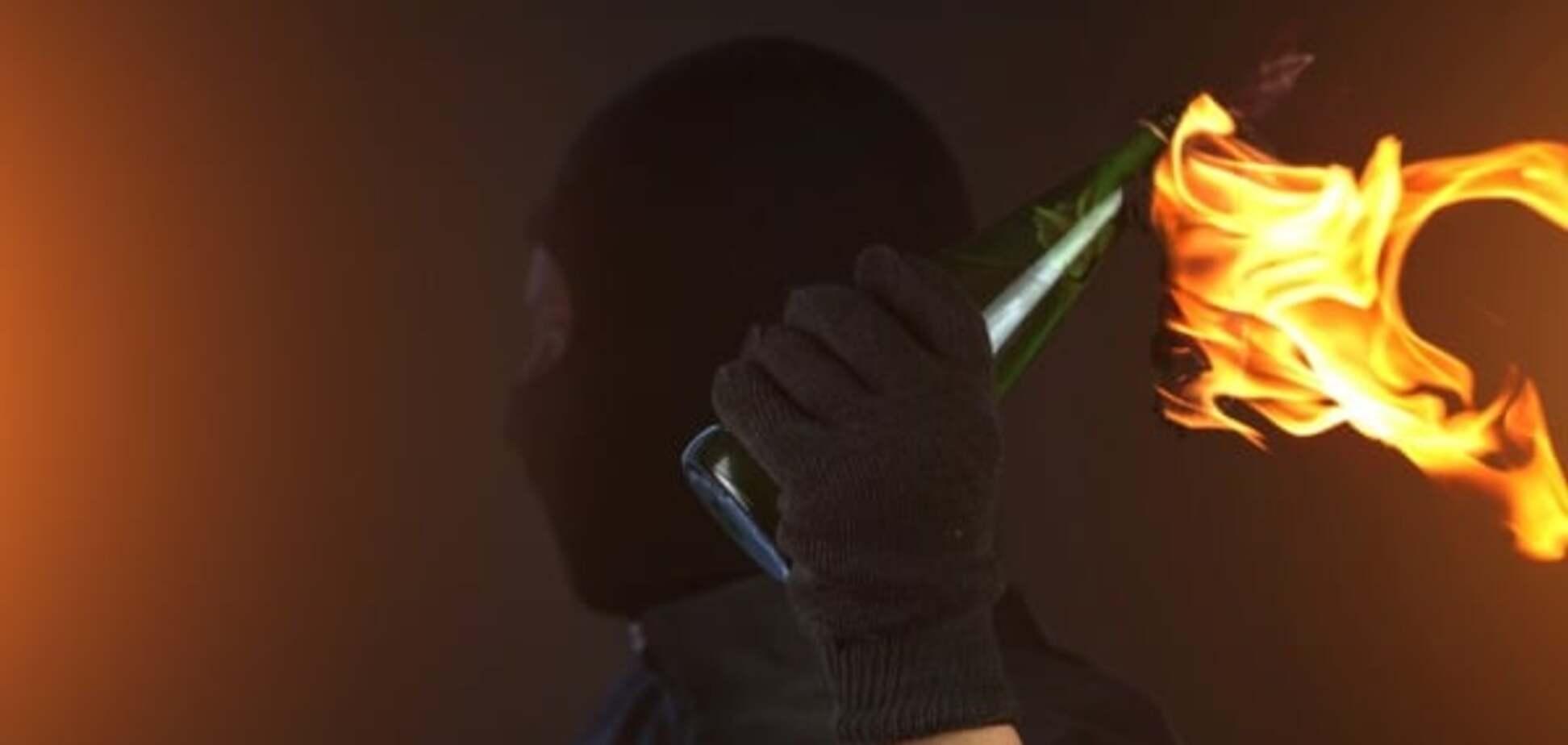 В Одесі диспетчерську закидали коктейлями Молотова: загинув охоронець