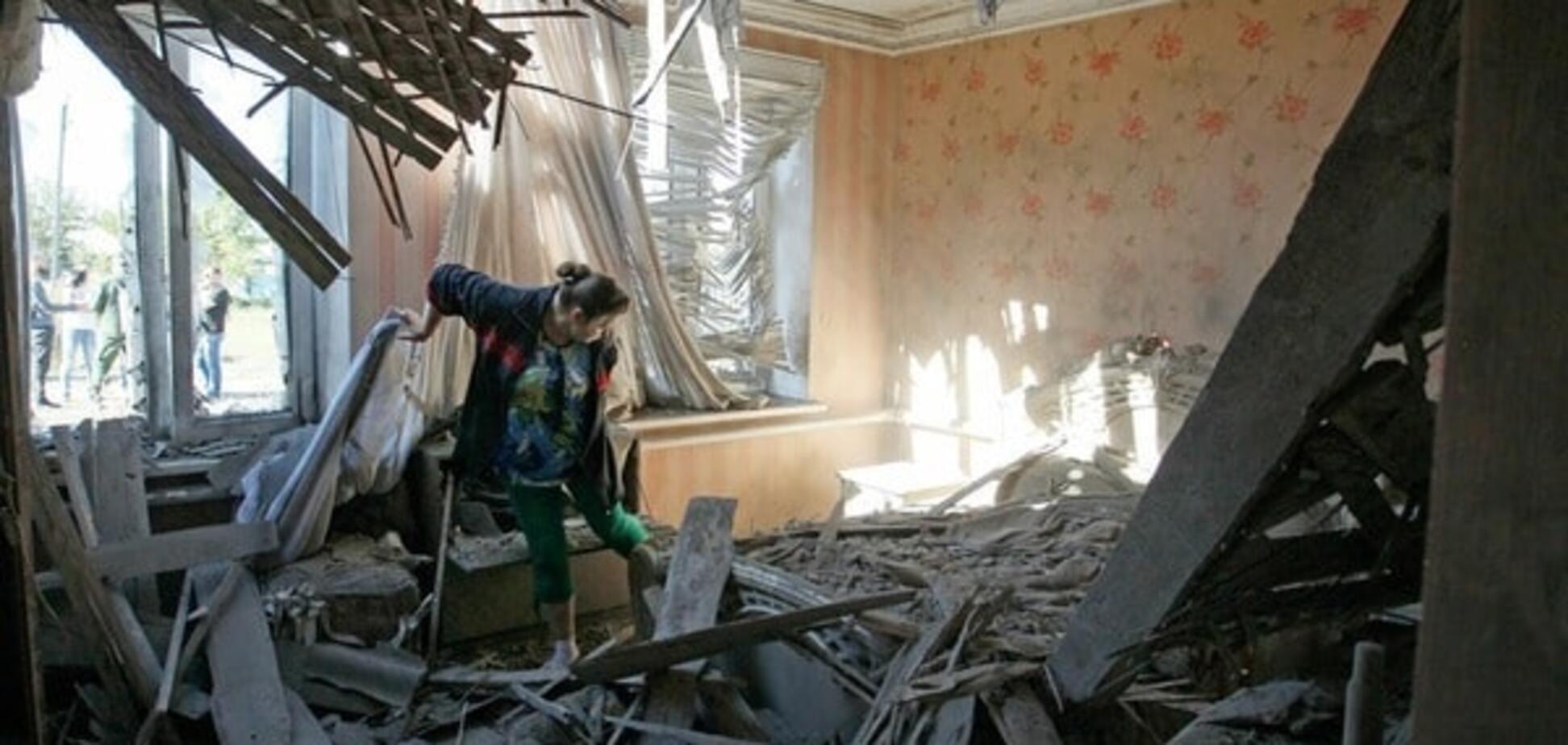 Терористи обстріляли Авдіївку із мінометів і гранатометів