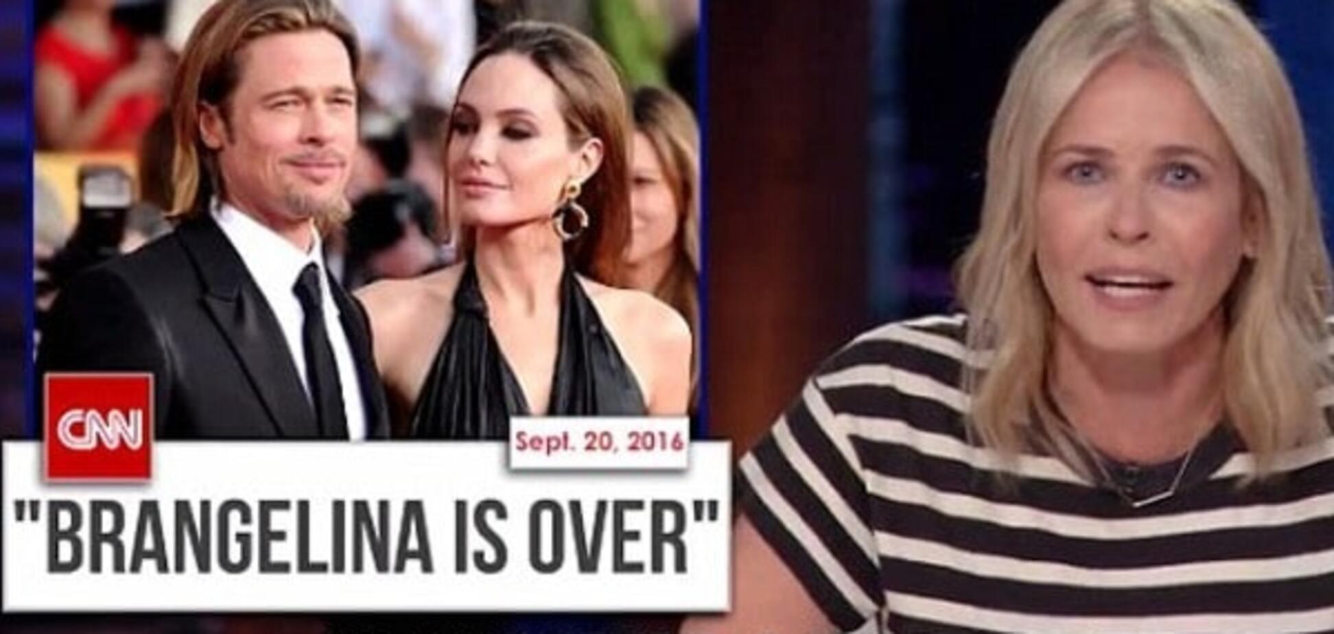 'Брэд, ты женился на лунатичке': подруга Дженнифер Энистон высмеяла Анджелину Джоли