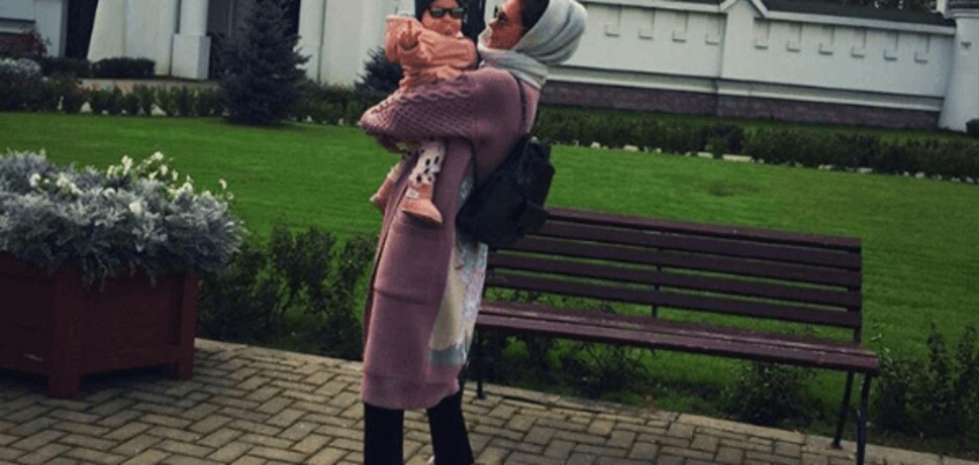 Екатерина Климова перестала скрывать младшую дочь