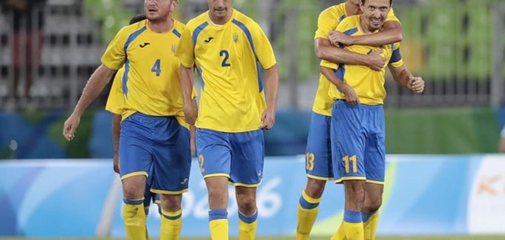 'Низкий поклон': сборная Украины по футболу посвятила победу на Паралимпиаде-2016 воинам АТО