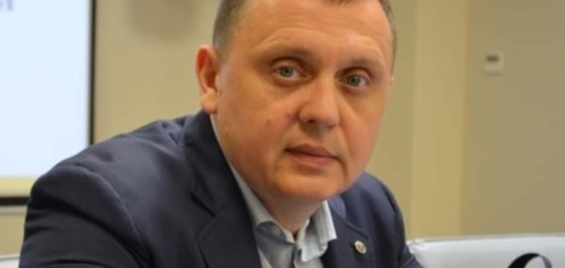 ГПУ проситиме суд заарештувати хабарника із ВРЮ Гречковського