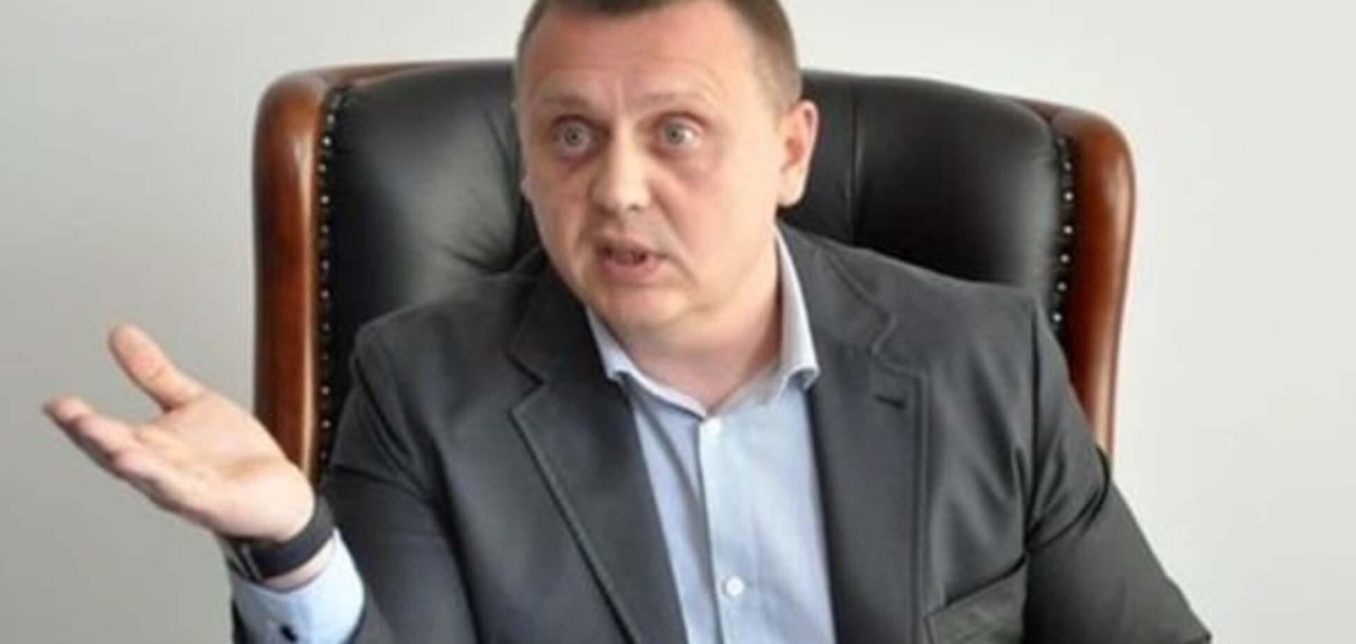 Взяточник из ВСЮ Гречковский не пришел на заседание совета