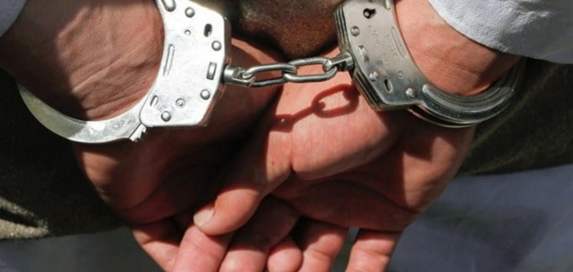У Києві затримали екс-чиновника, який украв 18 млн