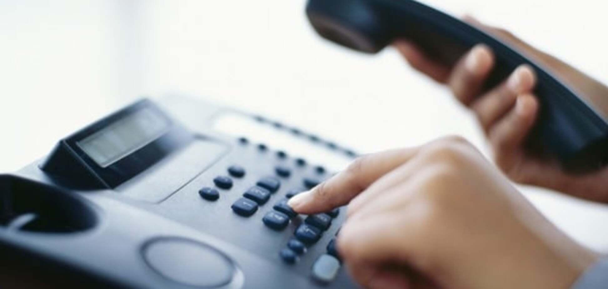 В Україні подорожчає телефонний зв'язок