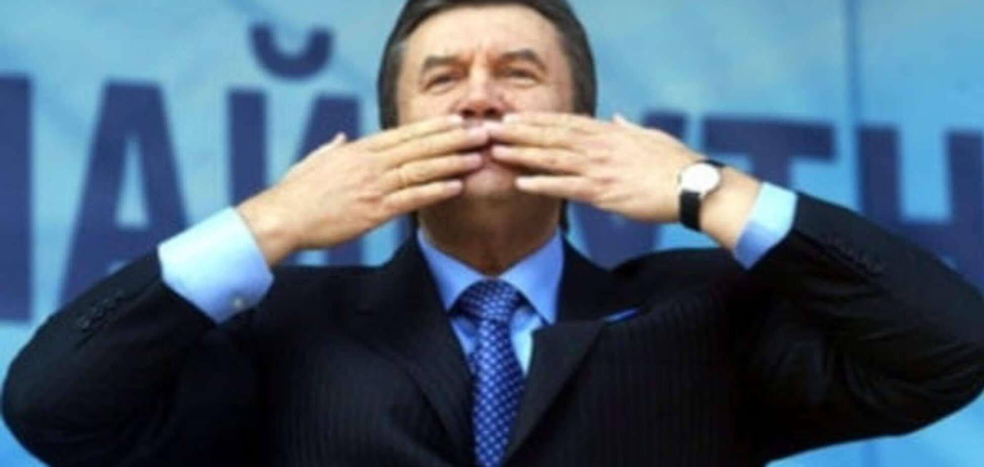 Янукович може спати спокійно: Рада двічі провалила закон про спецконфіскаціі