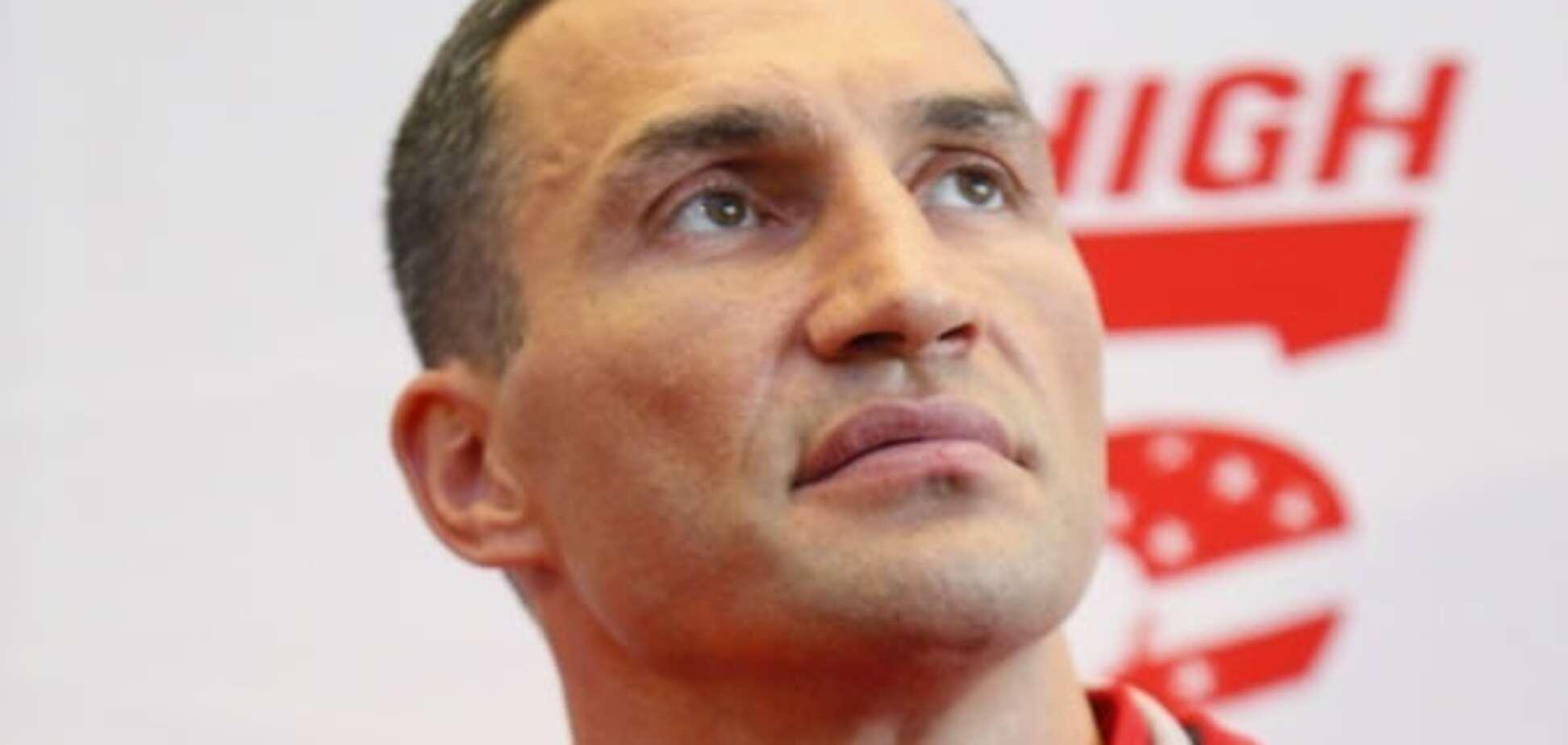 'Нет намерений': менеджер Кличко сделал заявление о карьере украинца