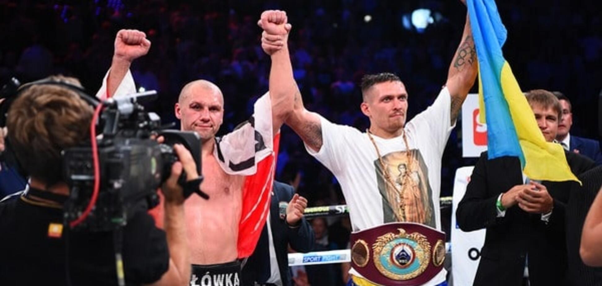 ''Сейчас бы не вышел'': Усик рассказал, сколько заработал за первый чемпионский бой в карьере