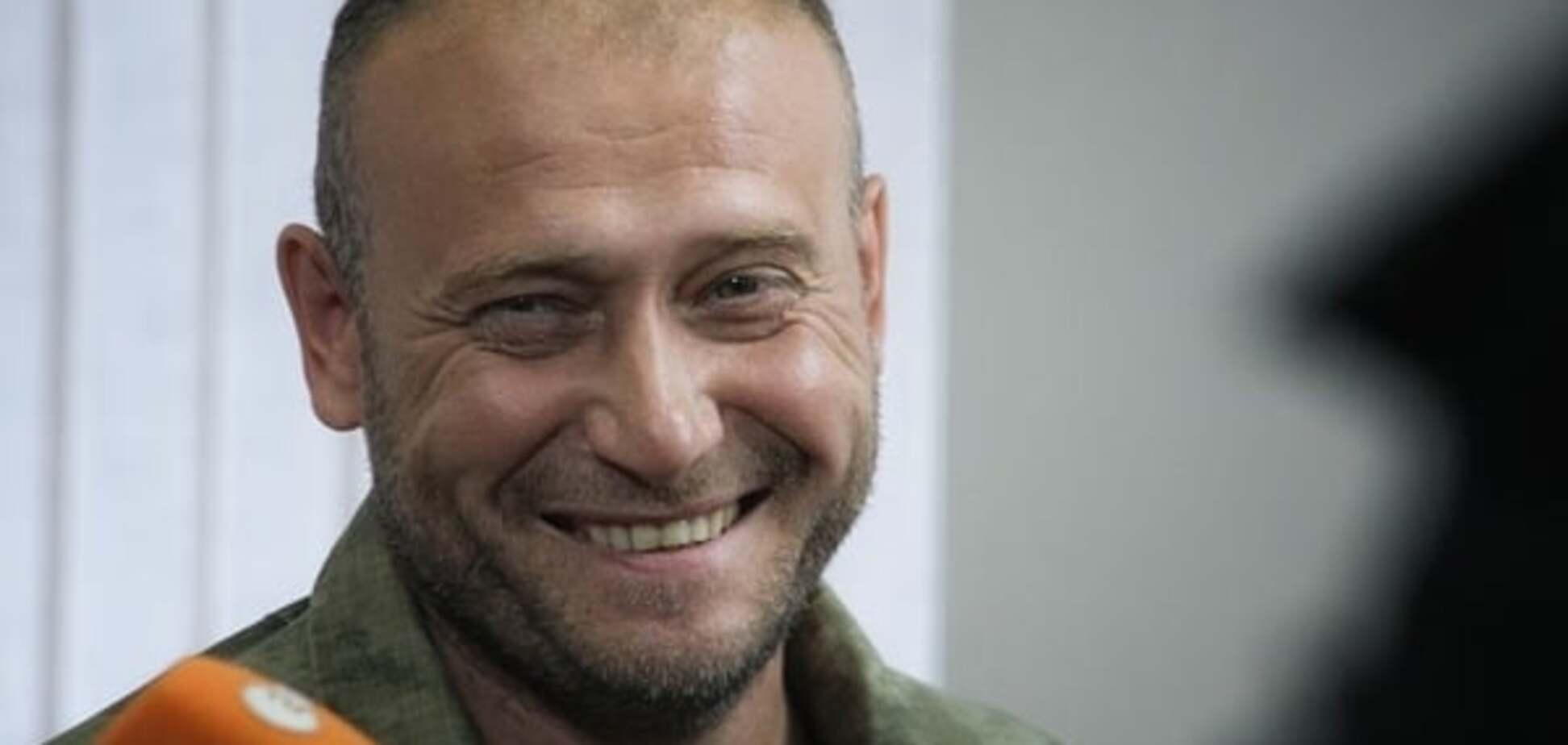 'Снайпери вимагають роботи': 'пацифіст' Ярош попросив Луценка уберегти Вілкула від 'гніву Божого'