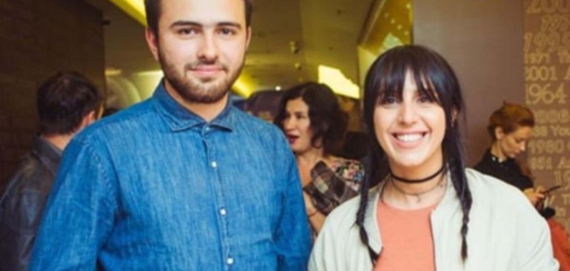 Джамала впервые вышла в свет с бойфрендом: фотофакт