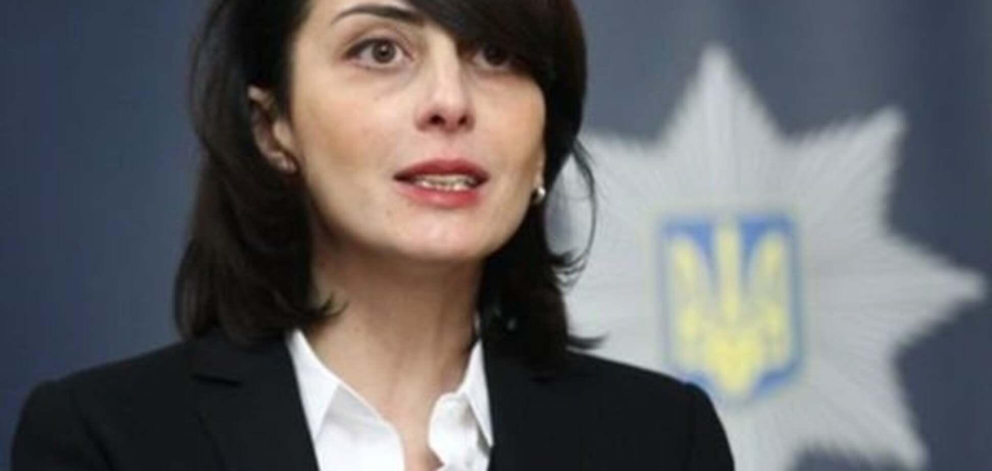 На зарплаты топам Национальной полиции Украины в августе потратили 446 тыс. грн
