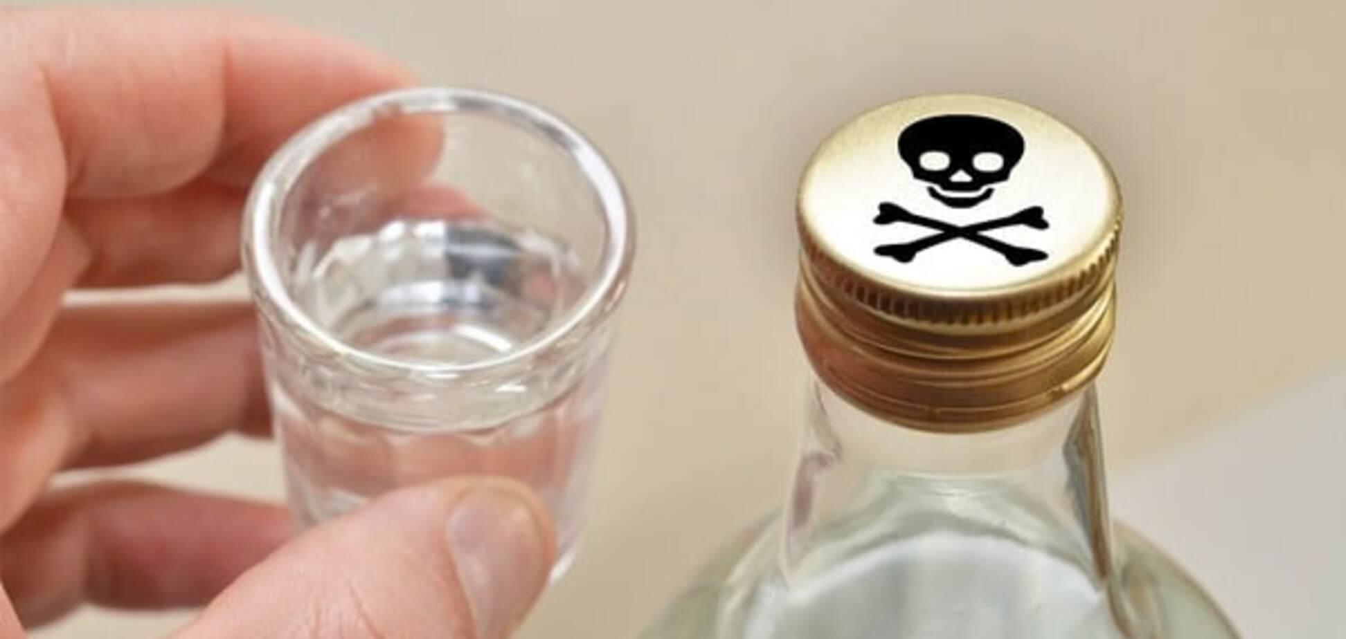 Отруєння алкоголем на Харківщині: загиблих вже 13