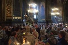 Собор утопал в цветах: стали известны подробности крещения внучки Тимошенко