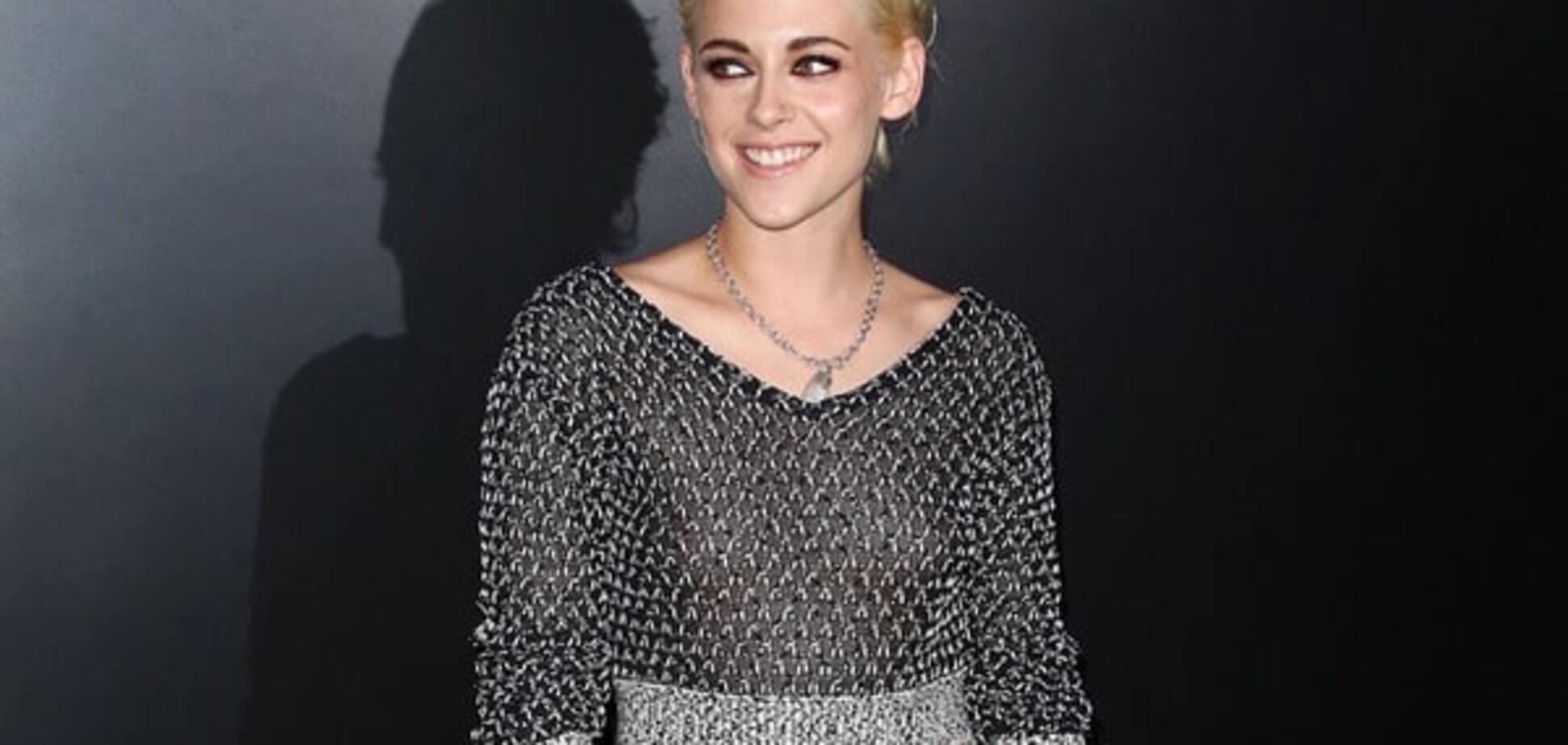 Кристен Стюарт удивила внешним видом на вечере Chanel в Лос-Анджелесе