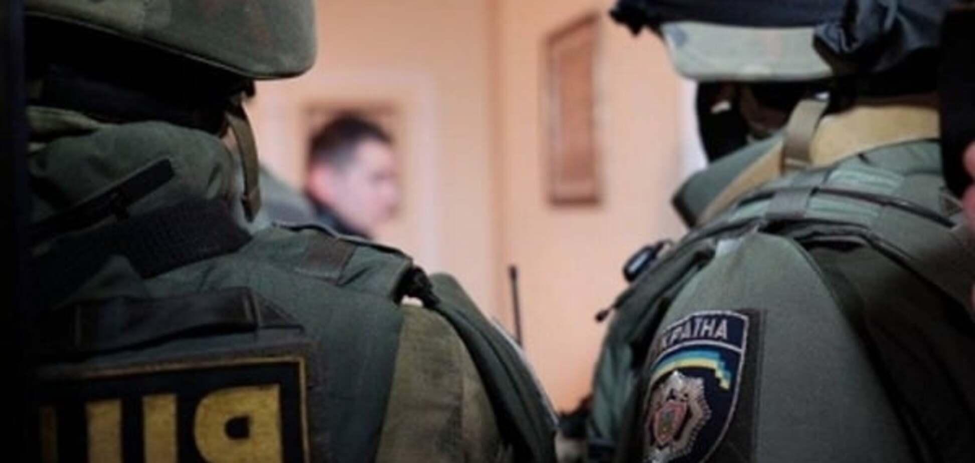 ГПУ нагрянула с обысками к Гречковскому и его подельнику