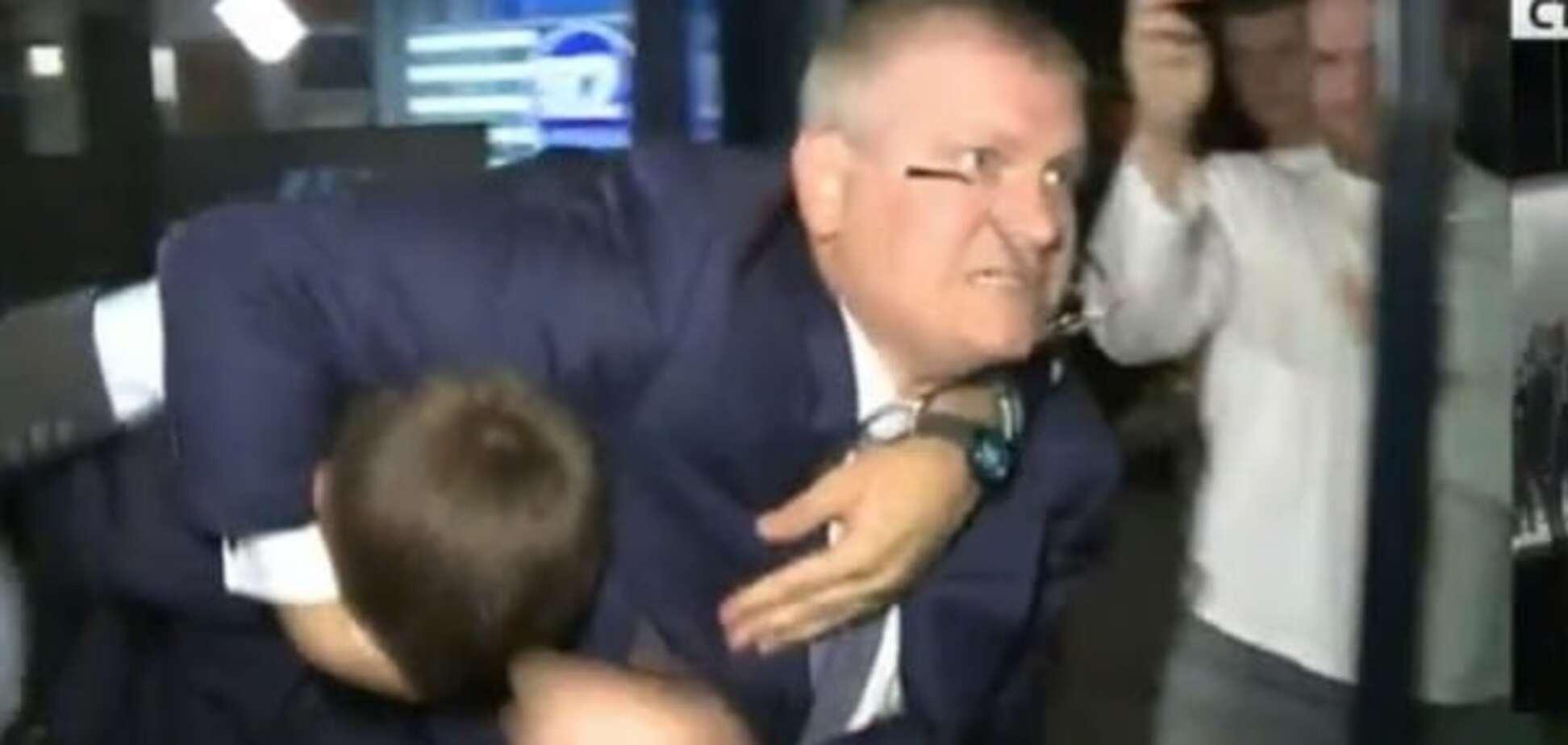 Депутатская драка: в Генпрокуратуре рассказали, кто заявил в полицию на Парасюка