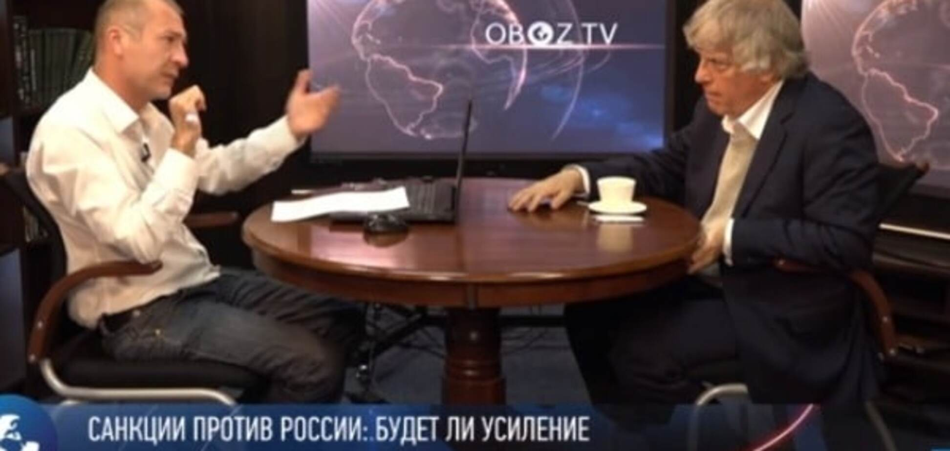 Они должны быть уверены: Сэттер назвал условие предоставления Украине летального оружия