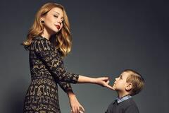 'Я его отпустила': Тина Кароль отправила 8-летнего сына в Лондон
