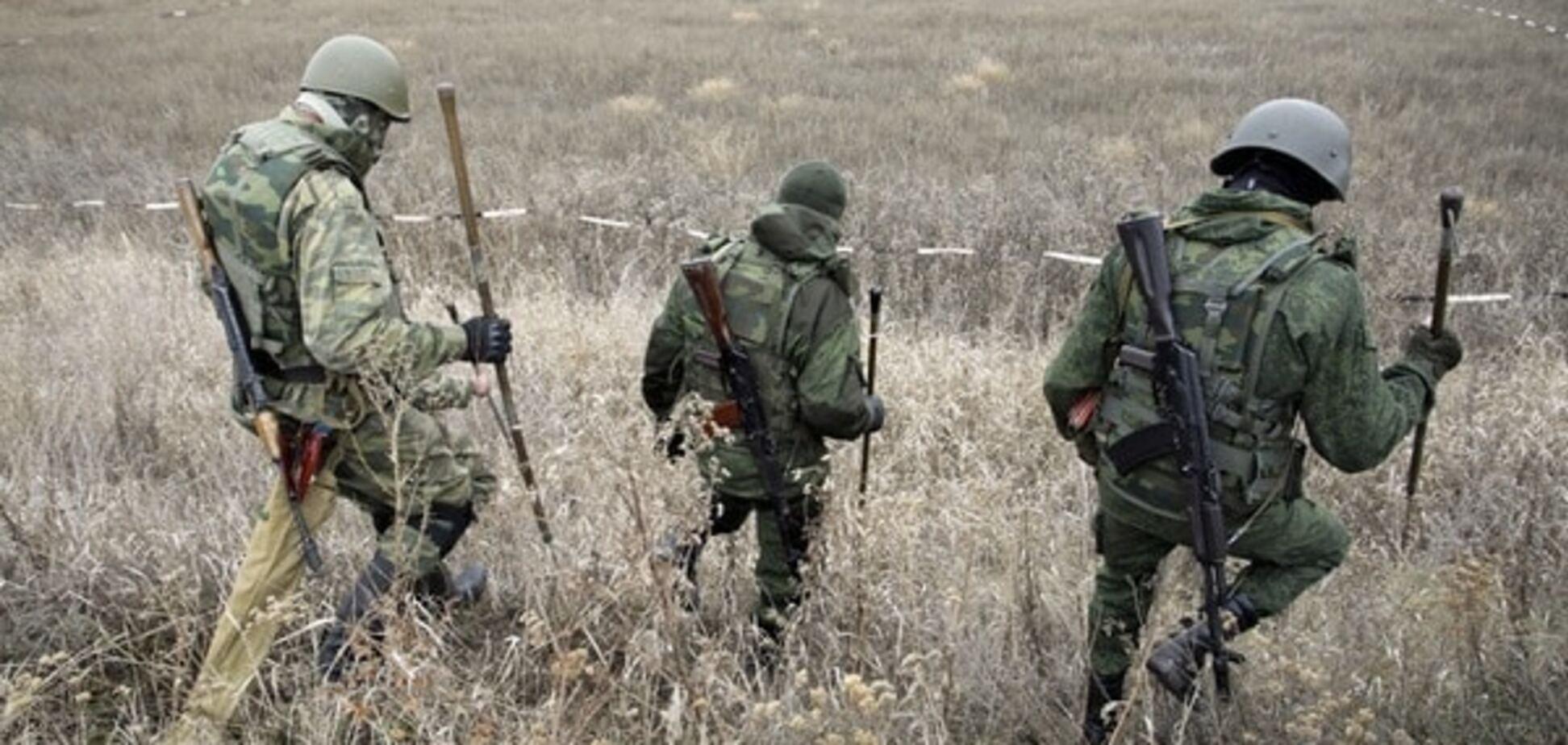 Три богатыря: боевики 'ЛНР' избили командира и сбежали