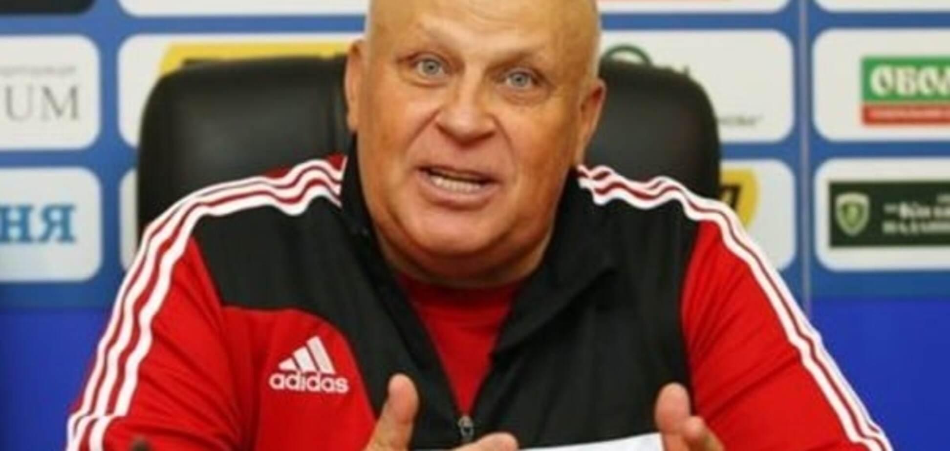 'Уже все умеют': известный украинский тренер предложил отправлять в армию молодых футболистов