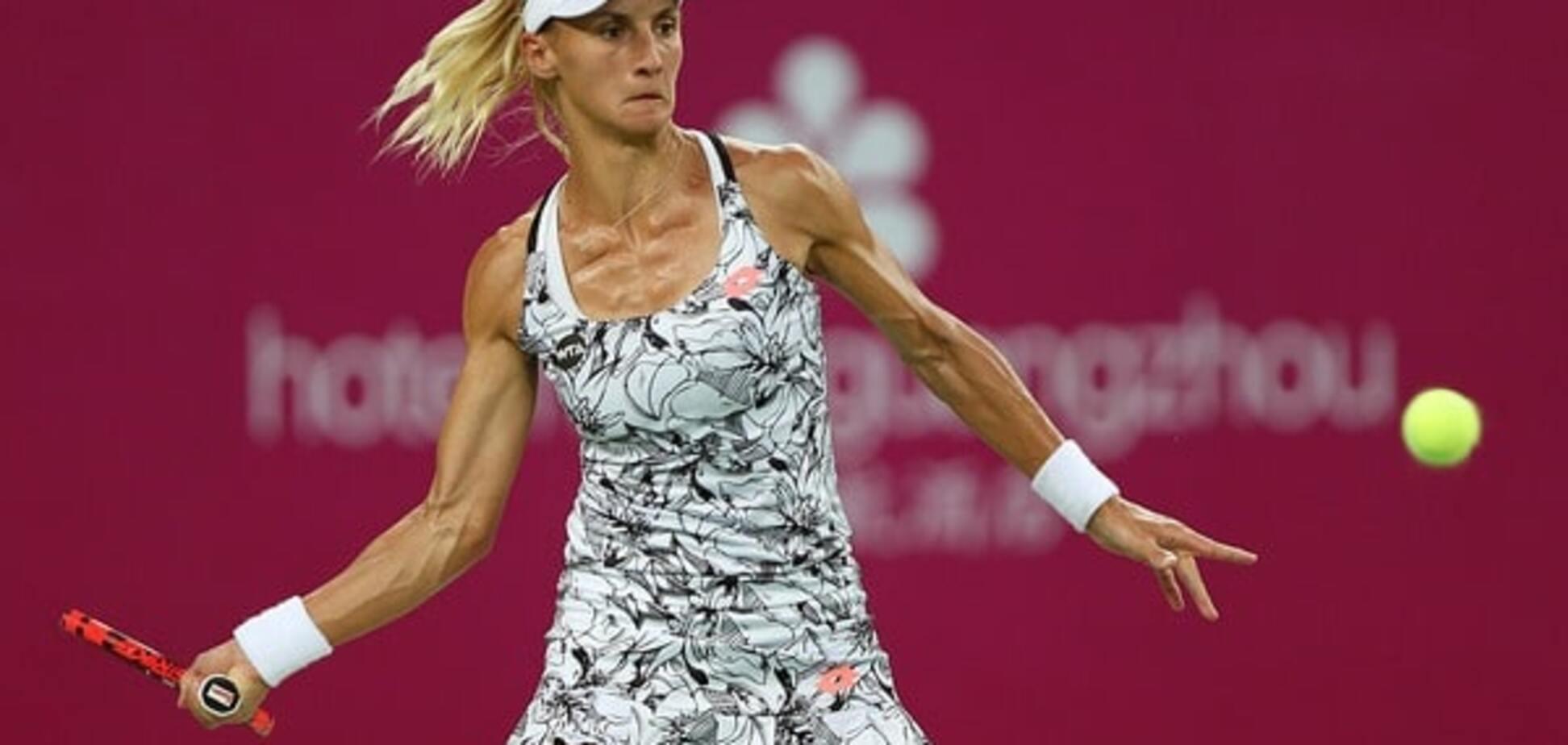 Українка виграла престижний тенісний турнір у Китаї