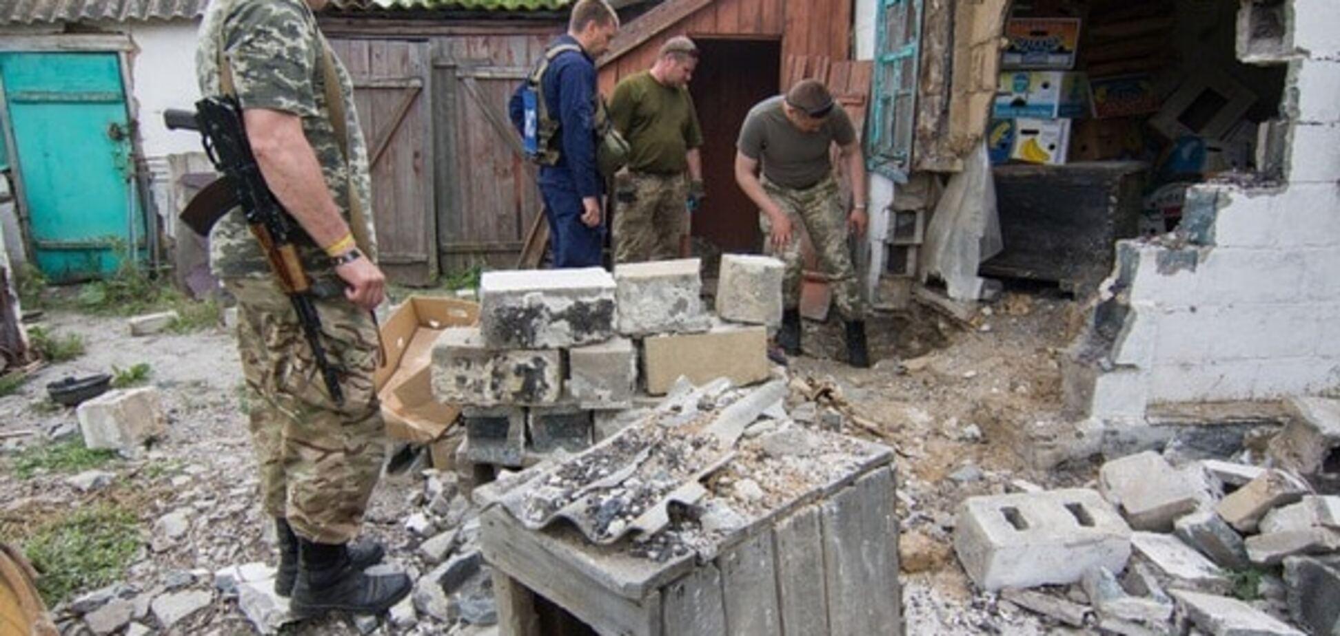 Террористы 'накрыли' Авдеевку из гранатометов, пулеметов и стрелкового оружия