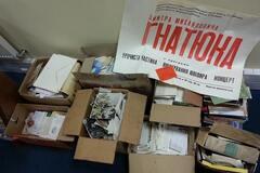 У Києві викинули на смітник архів оперного співака Дмитра Гнатюка