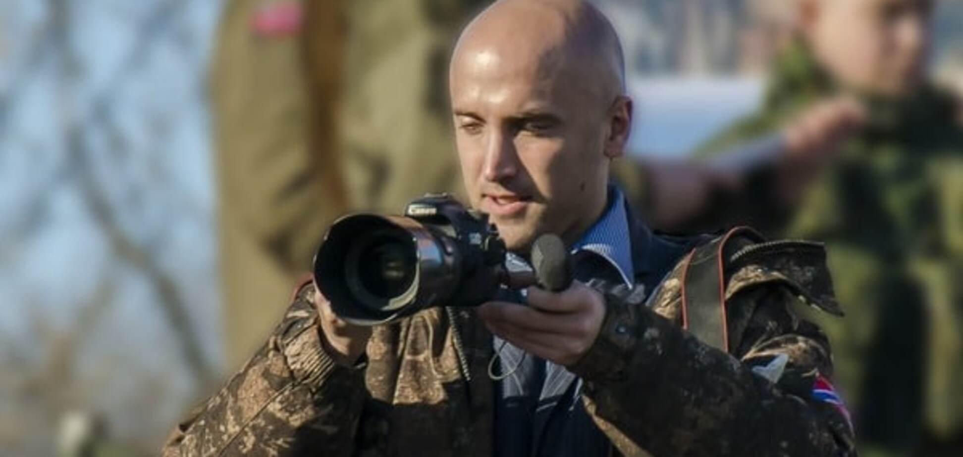 Лысенко рассказал, как пропагандист Филлипс позитивно влияет на бойцов АТО