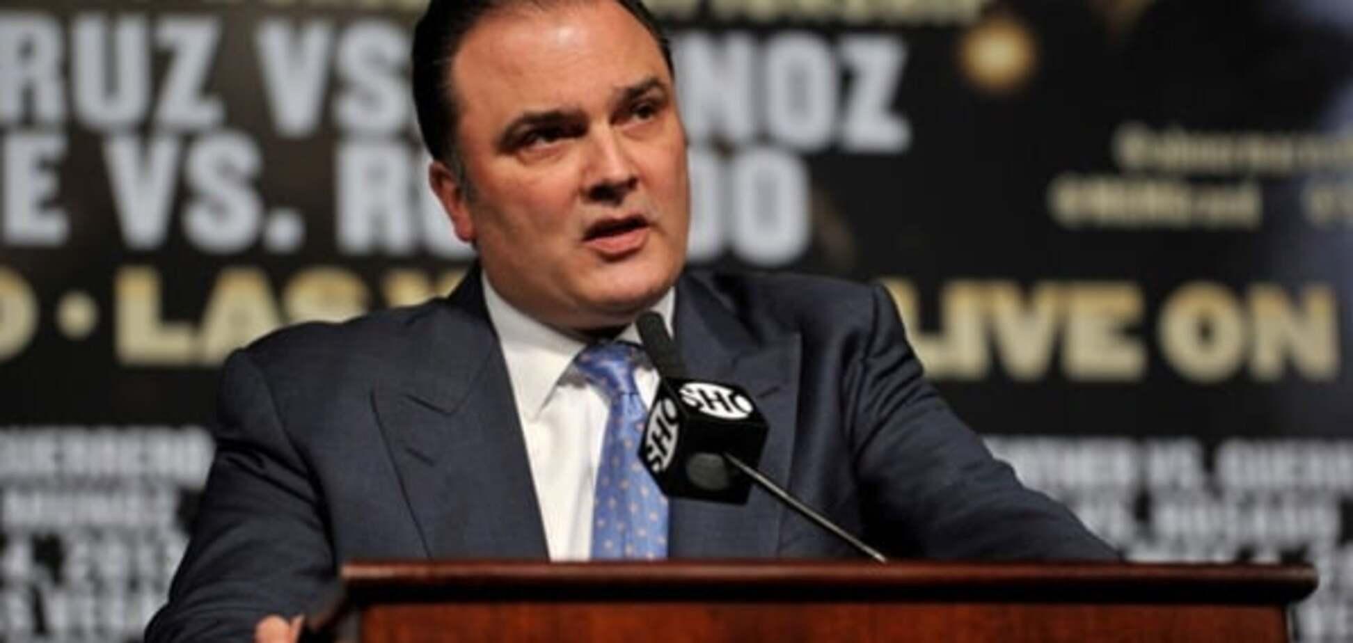 'Немедленно начнет лечение': промоутер Фьюри извинился за срыв реванша с Кличко