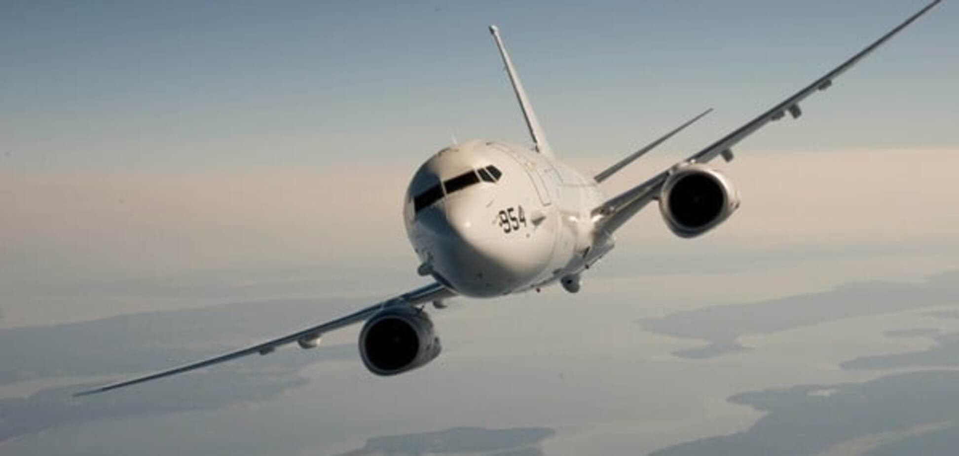 Протичовновий літак США впритул наблизився до Криму