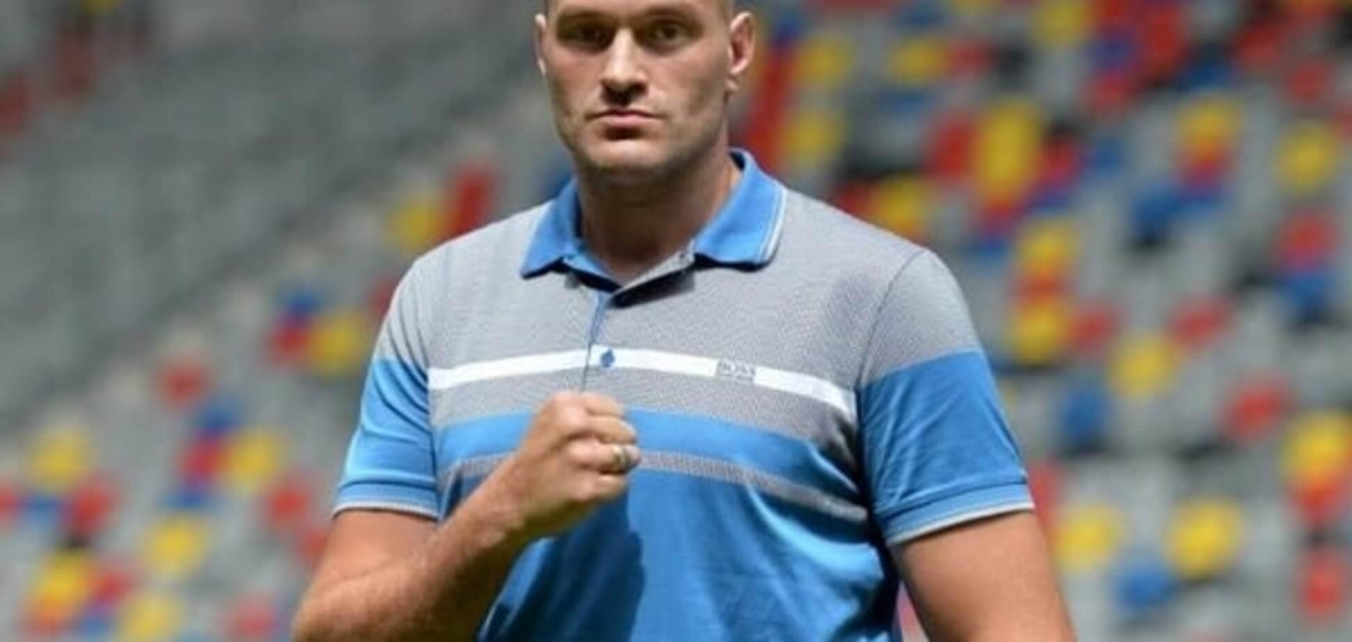Названа причина отмены реванша Кличко - Фьюри