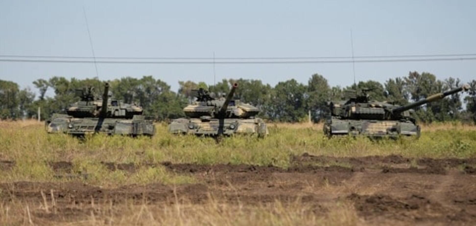 Доба в АТО: терористи на Донбасі пустили в хід гранатомети та зенітки