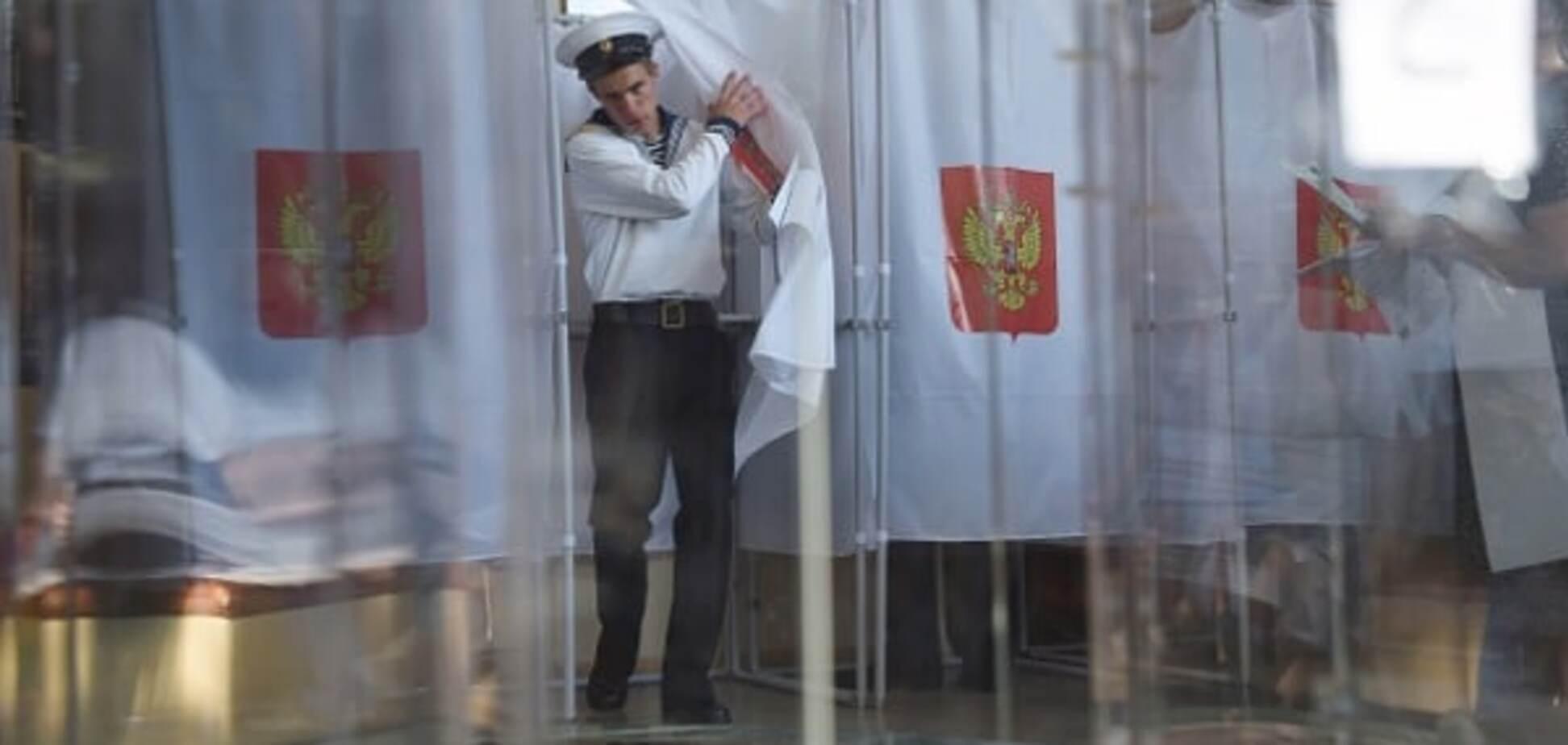 Ігнор окупантів: Крим розчарував Кремль на виборах до Держдуми