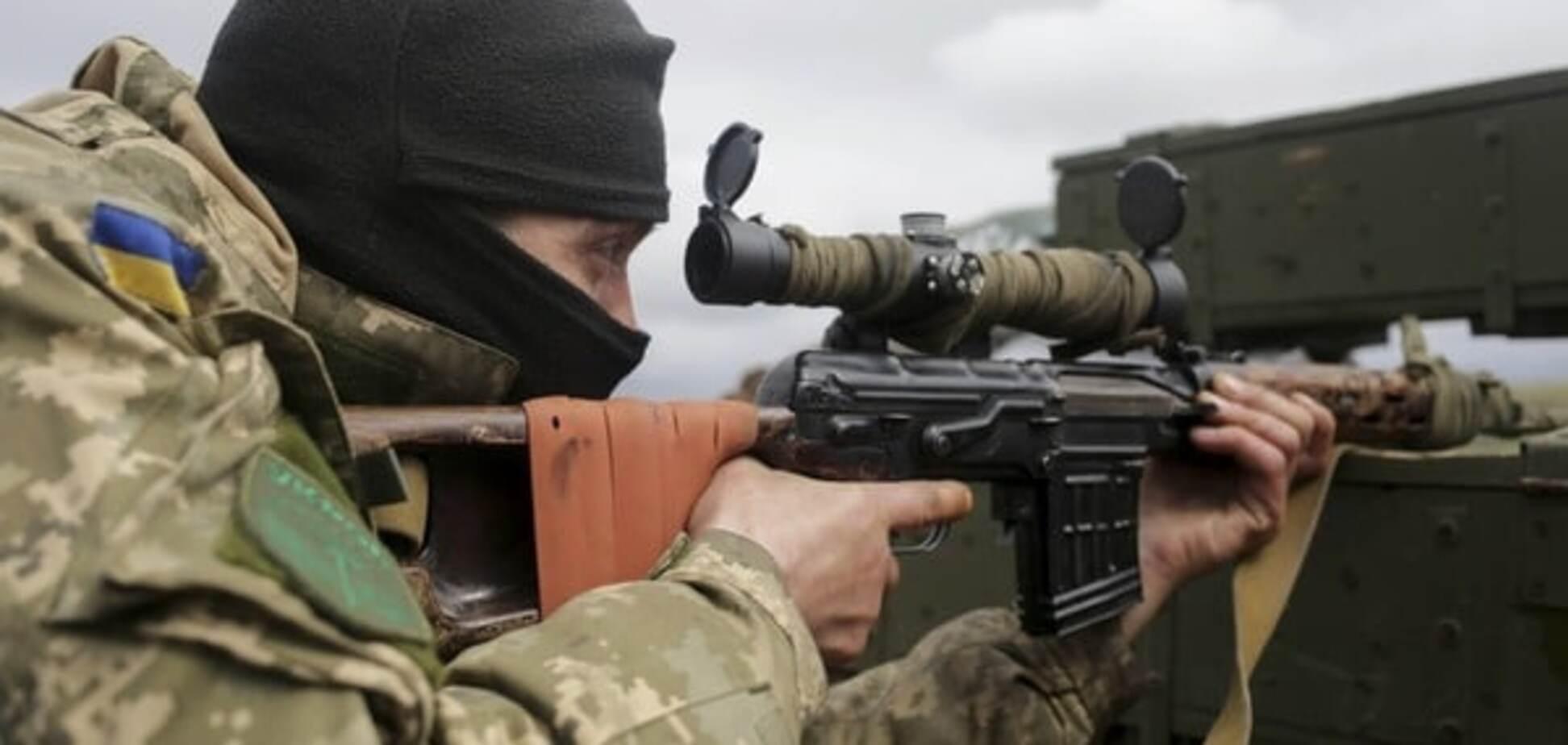 Гранатомети, кулемети і снайпери: терористи обстріляли бійців АТО в Авдіївці