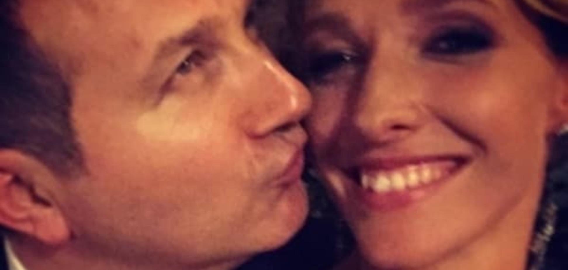 Осадчая и Горбунов провели романтичный вечер у костра: опубликованы фото