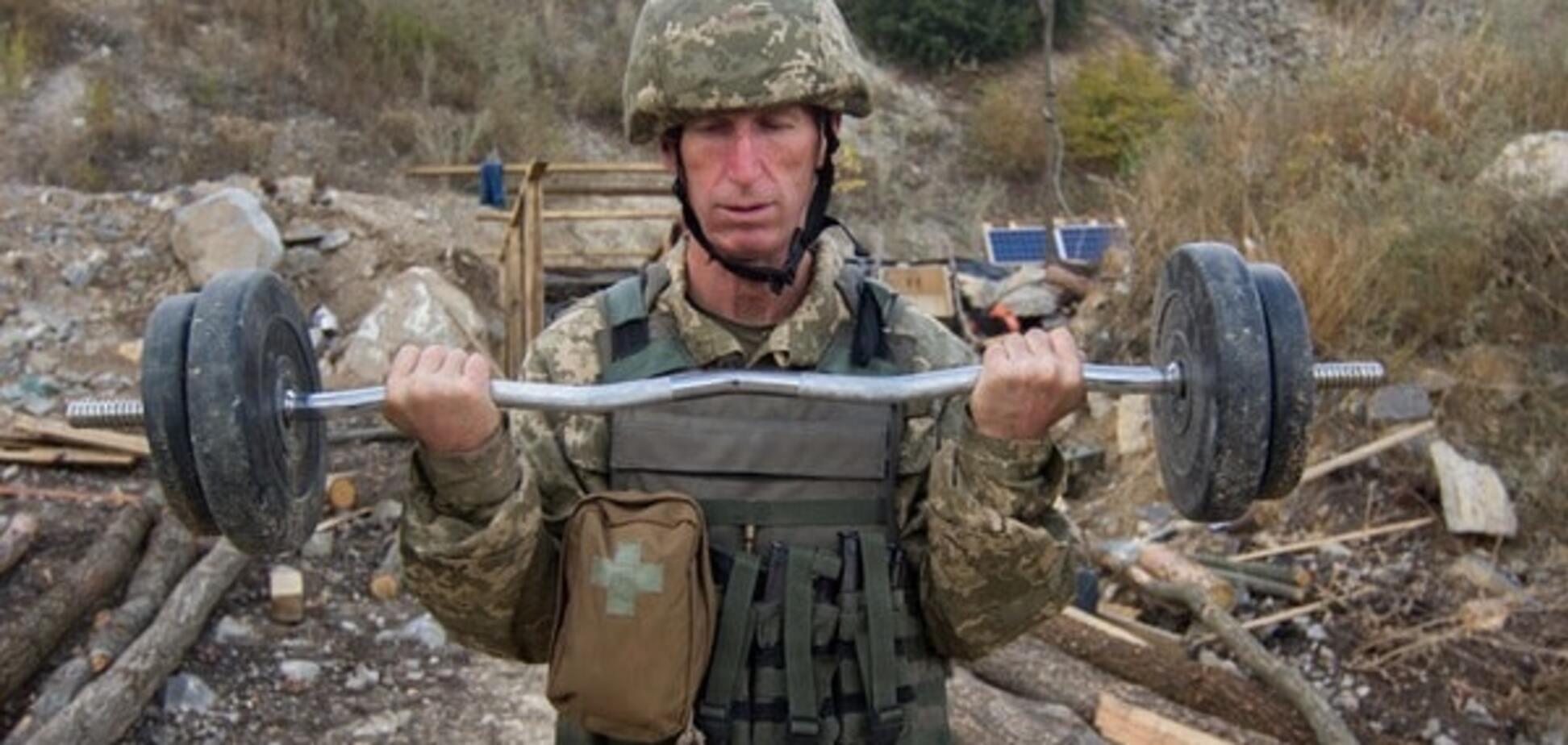 донбасс украинский военный