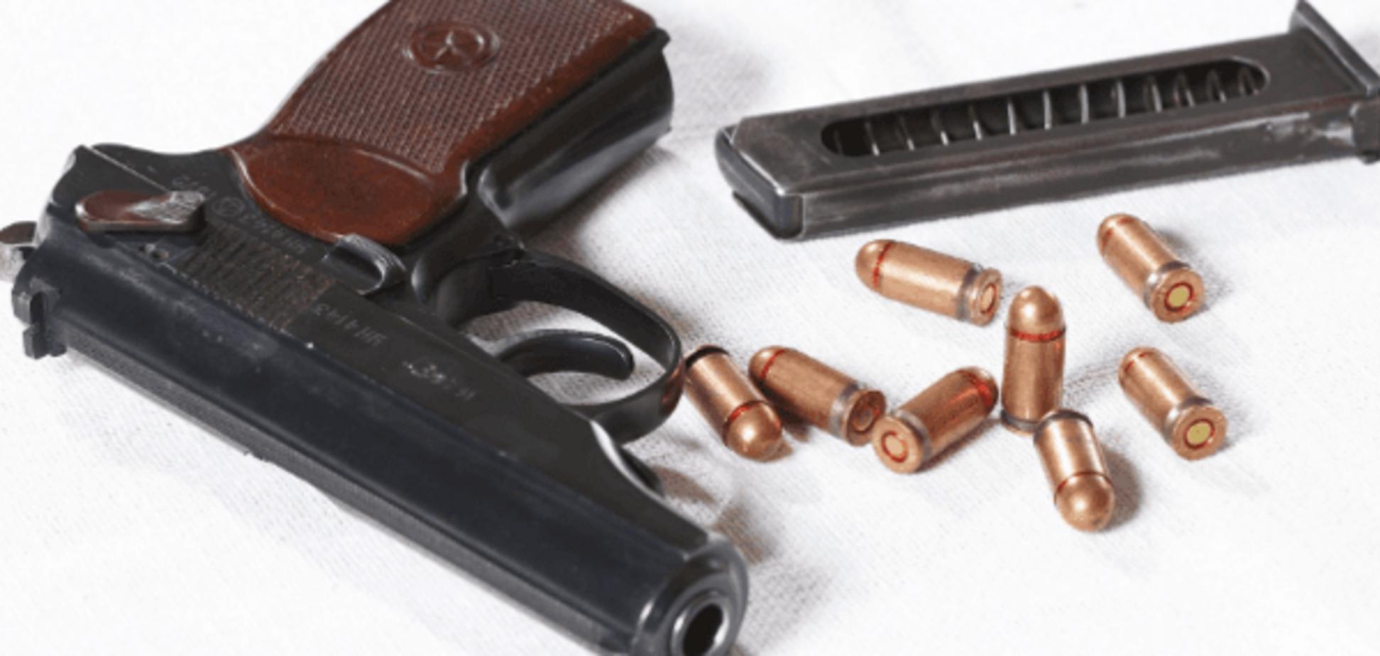 пістолет Макарова
