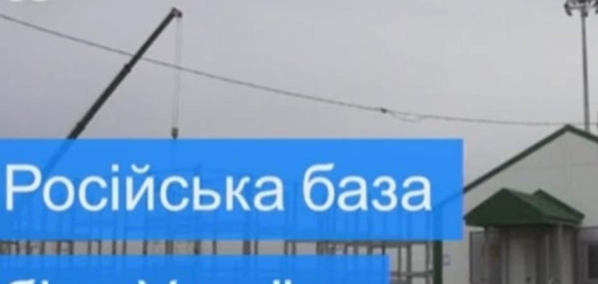 Росія будує військову базу в Ростовській області