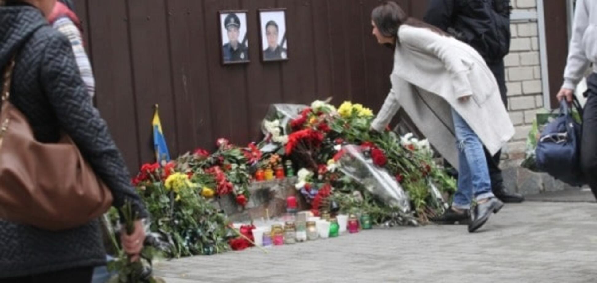 вбивство поліцейських Дніпро