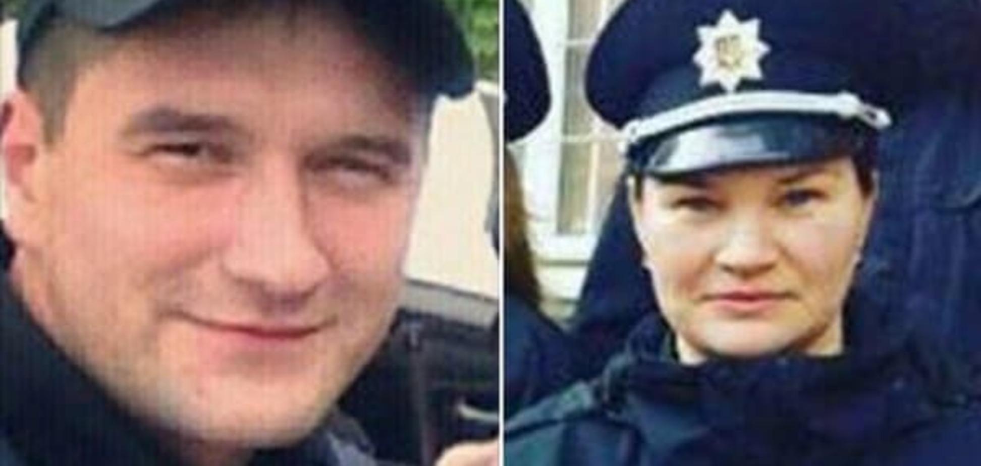 Розстріл поліцейських у Дніпрі