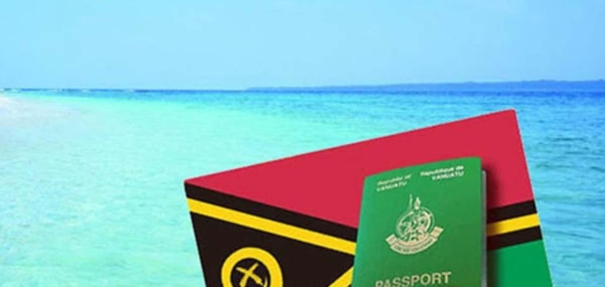 НАПК проверит гражданство Республики Вануату у родственников чиновников