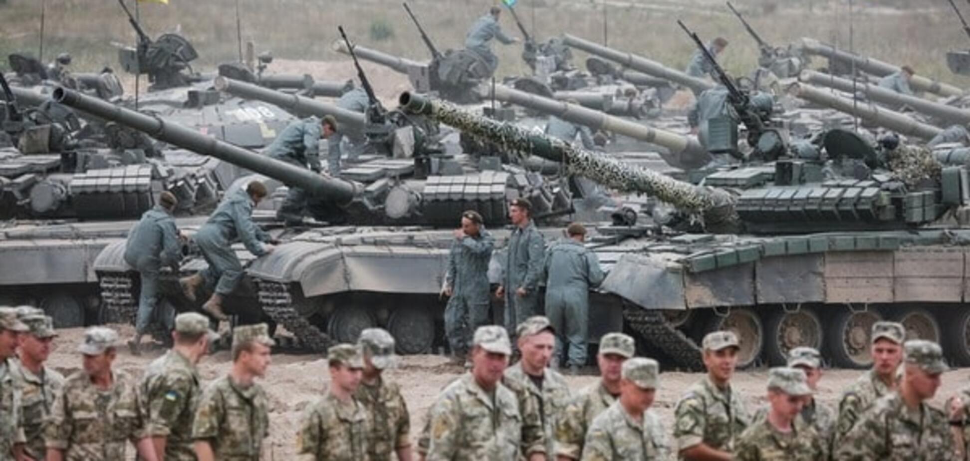 война донбасс армия