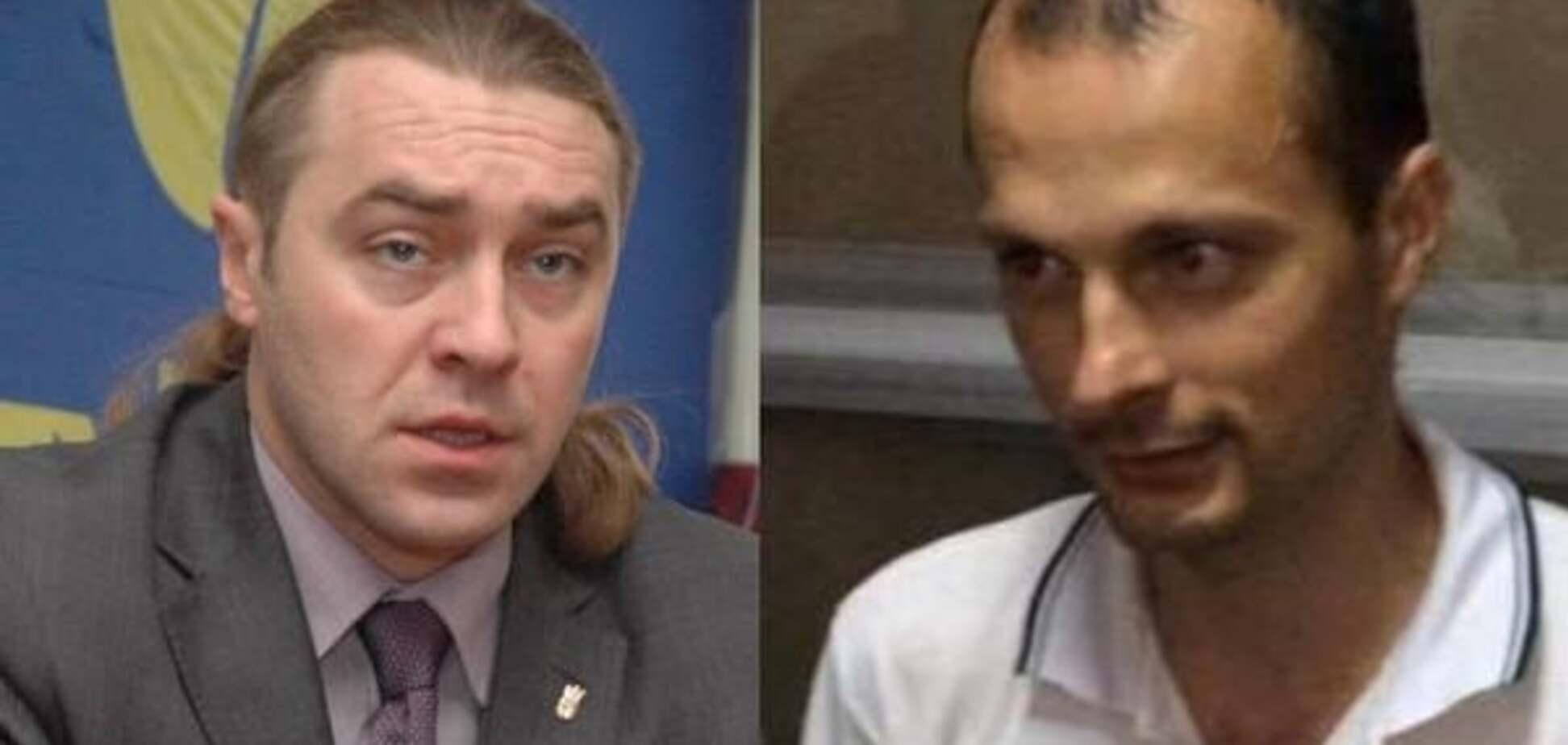 Мирошниченко и Тищенко