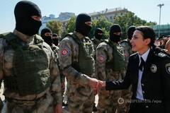 поліція Деканоїдзе