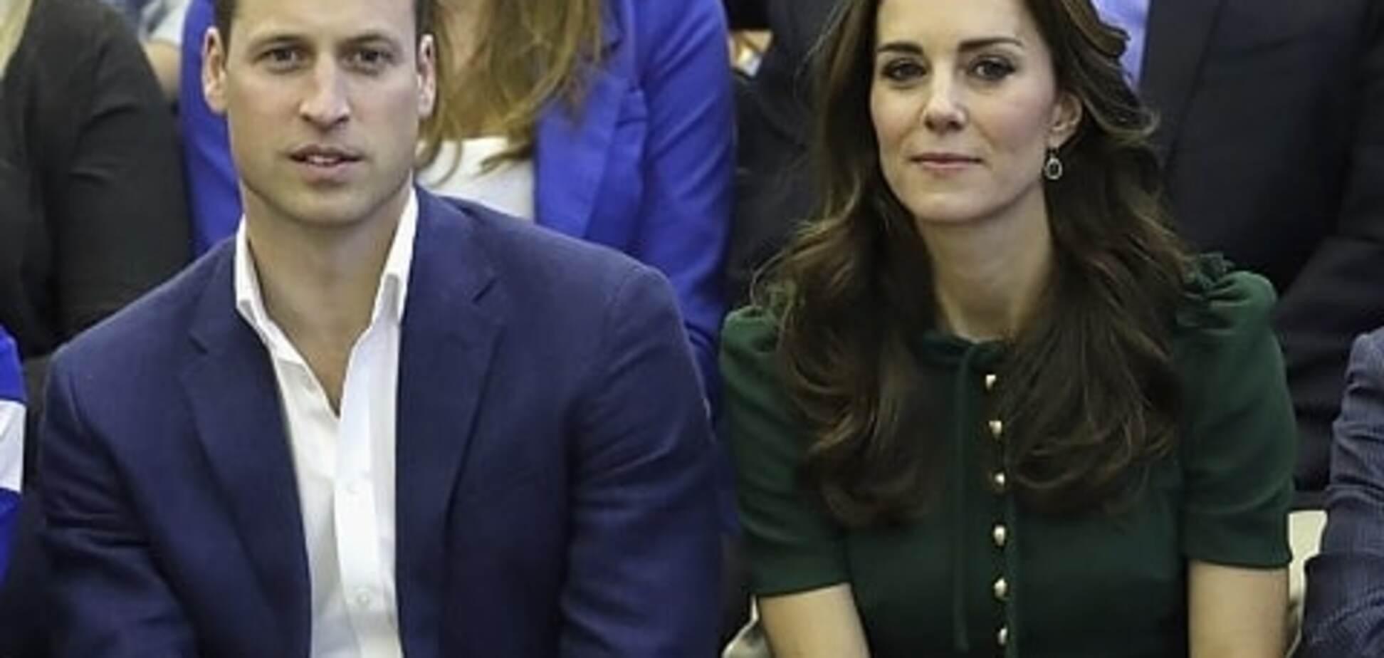 Принц Уильям и Кейт Миддлтон в Канаде