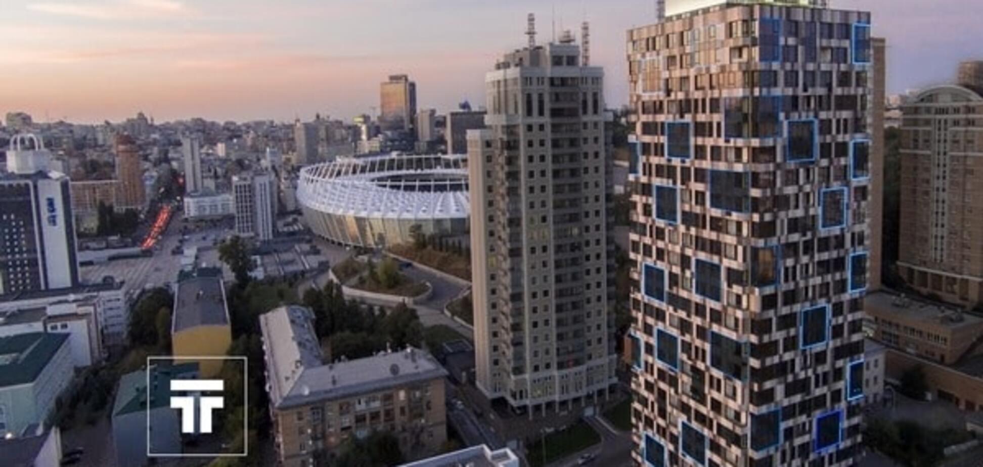 Впервые в Киеве продажа квартир только после ввода дома в эксплуатацию