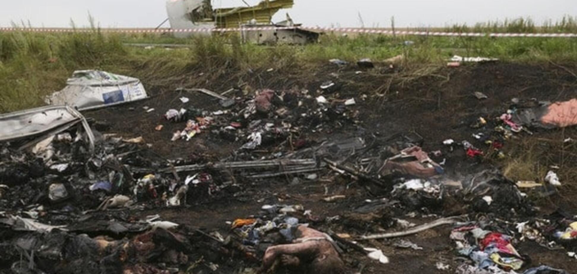 Авіакатастрофа \'Боїнга-777\' на Донбасі