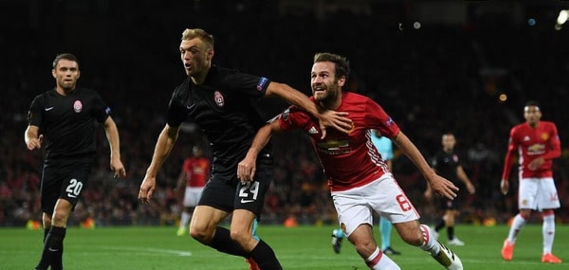 Манчестер Юнайтед - Зоря дивитися онлайн
